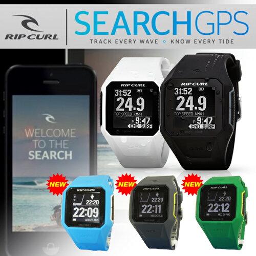 即日出荷!ポイント10倍!送料無料RipCurl(リップカール)腕時計『ripcurl gps SEARC...