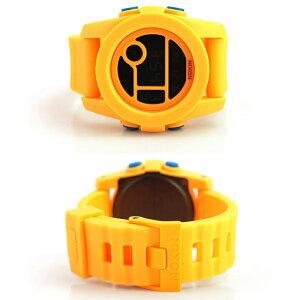 nixonが激安!全品送料無料!【日本正規品】NIXON(ニクソン)腕時計『THEUNIT40』BLACK/MAGENTA(ブラック/マゼンダ)レディース腕時計オンライン正規取扱店