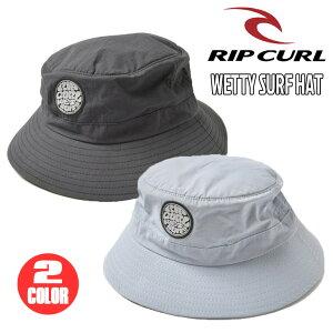 19 RIP CURL リップカール サーフハット マリンハット 水陸両用帽子 日焼け対策 メンズ WETTY SURF HAT 2019年春夏モデル 品番 T01-906 日本正規品