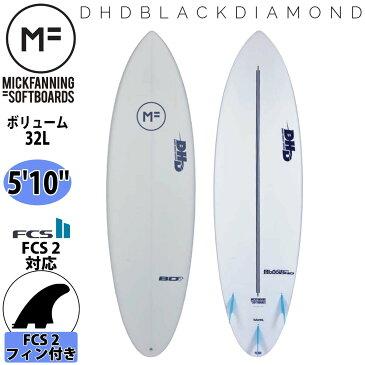2021年7月下旬出荷 予約商品 ミックファニング ソフトボード サーフボード DHD BLACK DIAMOND 5'10 ディーエイチディー ブラックダイアモンド MICK FANNING SOFTBOARD 2021年モデル 品番 F20-MF-BDW-510 MF soft boards シリーズ 日本正規品