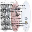 ミックファニング ソフトボード サーフボード EUGENIE 5'10 ユージニー MICK FANNING SOFTBOARD 2021年モデル 品番 F20-MF-EUC-510/F20-MF-EUW-510 MF soft boards シリーズ 日本正規品 2