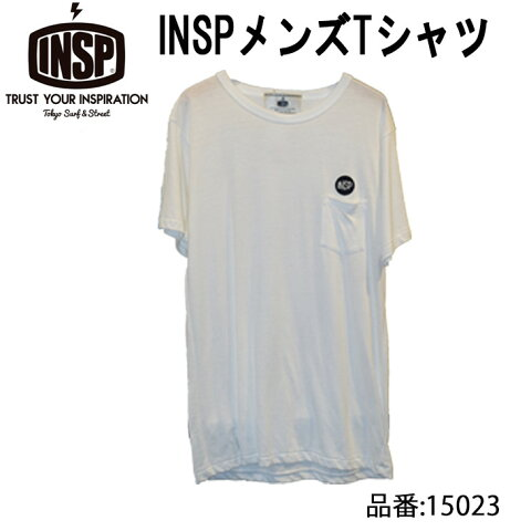 INSP インスピ 半袖Tシャツ メンズモデル 品番 15023 日本正規品