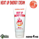 HEAT UP ENERGY CREAM ヒートアップ エナジークリーム ホットジェル / ホットクリーム ULTRA HOT ウルトラ...