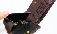 二つ折り財布/小銭入れ付財布/ドイツ製/ゲッペル