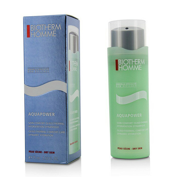スキンケア, 化粧水・ローション  Biotherm Homme Aquapower - Dry Skin (New Packaging) 75ml2.53oz