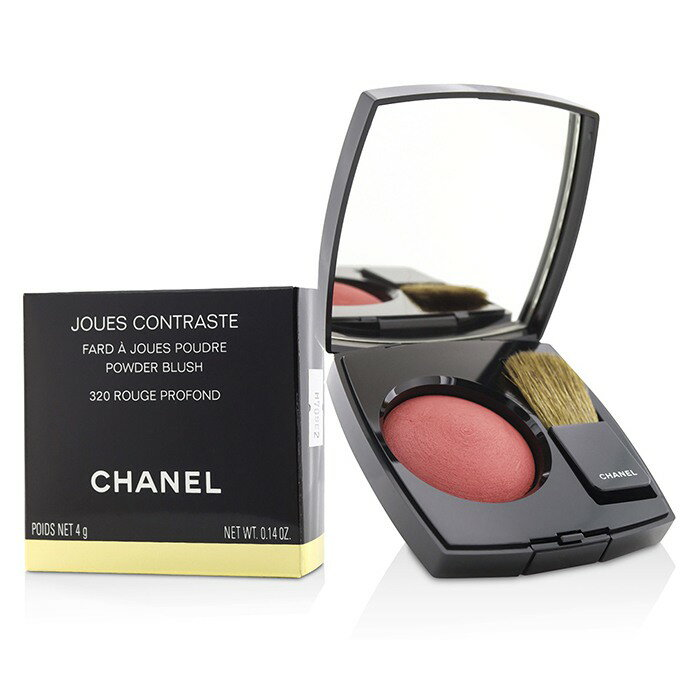 CHANEL number 3 Chanel - No. 320 Rouge Profond 4...
