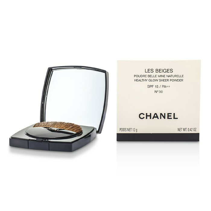 CHANEL number 3 Chanel SPF 15 - No. 30 12g0.4oz