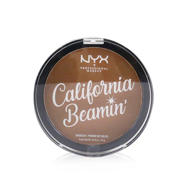 NYXニックスNYXカリフォルニアビーミンブロンザー-#ゴールデンステイト14g/0.49oz【楽天海外直送】