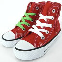 CONVERSE-KIDS���塼��-:-����С���-�����륹����-���å�/�Ҷ��ѥ��ˡ�������CHILD-ALL-STAR-RZ-HI��-RED