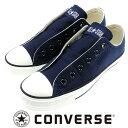 CONVERSE-ALL-STAR-FELT-SLIP-OX-コンバース-フェルトスリップ-ネイビー