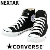 コンバース ネクスター110 黒 CONVERSE NEXTAR110 HI ハイカット シューズ スニーカー 32765011