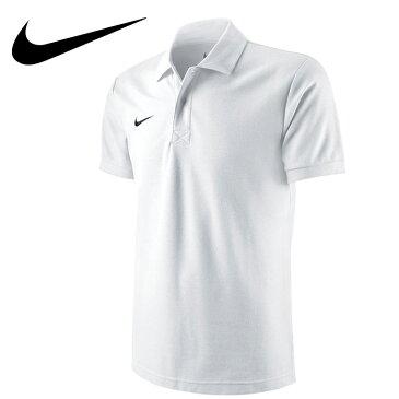 ポロシャツ ナイキ アイコン 481961 ポロシャツ NIKE 鹿の子 半袖 ゴルフ メンズ 白 ホワイト スオッシュ 人気 おすすめ 即納