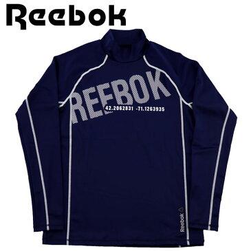 リーボック ハイネック ラッシュガード 長袖 REEBOK 427783