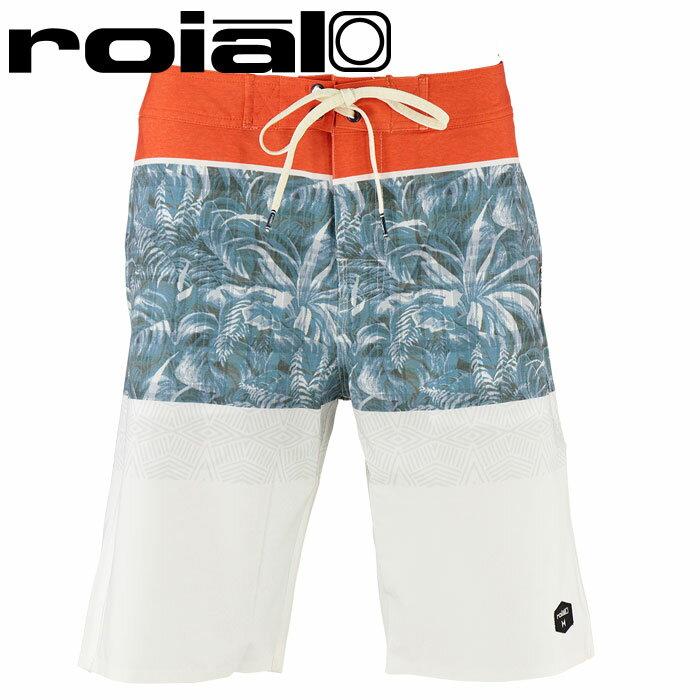 ロイアル-サーフパンツ-メンズ-ROIAL-ACTIVE-BOTANICAL-BOARDSHORT-ボードショーツ-海水パンツ-水着-BS107