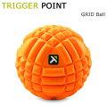 トリガーポイント/グリッドボール/オレンジ/grid/ball/211284/マッサージ