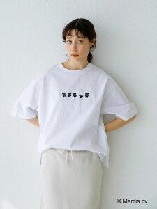 【 送料無料 】【koe】miffy&teddy tshirts コエ 春夏 夏 2021