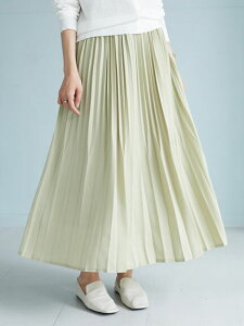 【 送料無料 】【CRAFT STANDARD BOUTIQUE】グラデュアリープリーツスカート