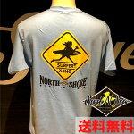 サーフアンドシー/胸ポケットサーファークロッシングTシャツ