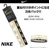 ナイキ(NIKE)メタリックヘアバンド/BN2025:STROLL【ストロール】STL