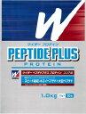 【35%OFF】【送料無料】ウイダー ペプチドプラスプロテイン ココア味 1.0kg×3袋【strongspor...