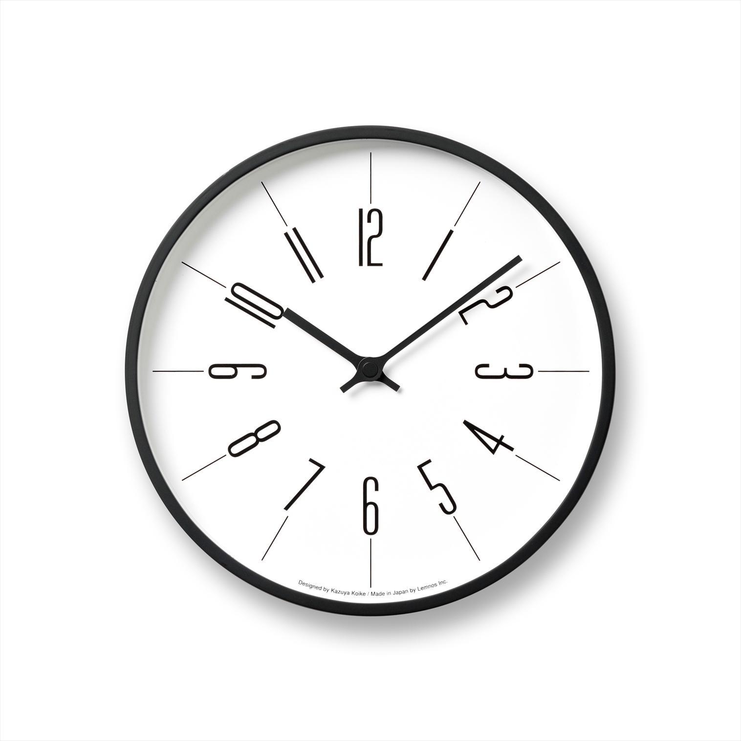 Lemnos/時計台の時計 Arabic