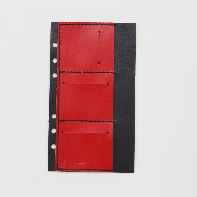 手帳・ノート, システム手帳リフィル KAKURA urushi