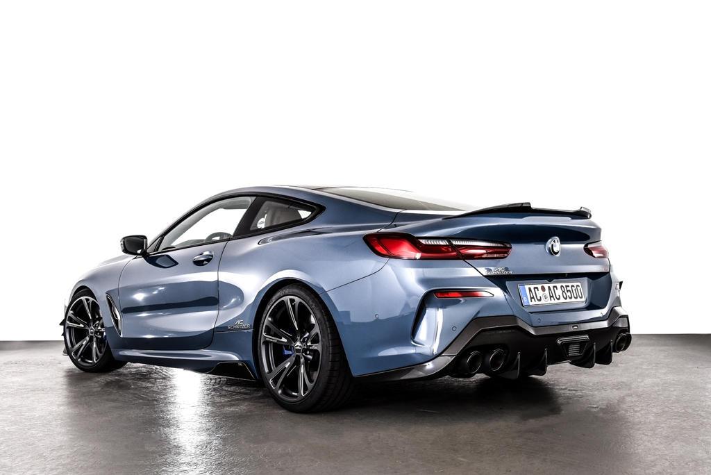 外装・エアロパーツ, リアスポイラー AC SCHNITZER For BMW G15
