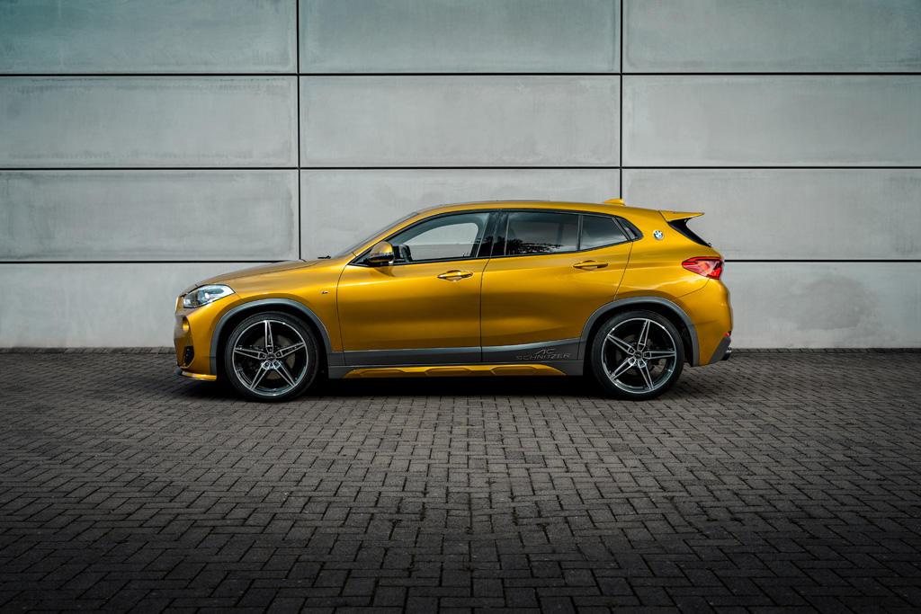 外装・エアロパーツ, リアスポイラー AC SCHNITZER For BMW F39 X2 M