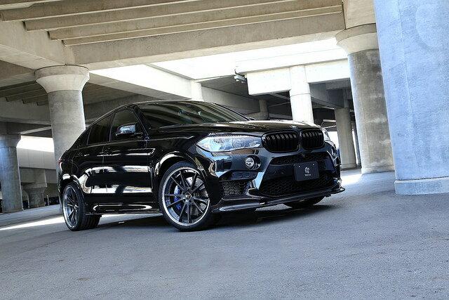 サスペンション, サスペンションキット 3D DesignKITFor BMW F86 X6 M