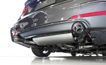 3D Design エギゾーストシステムカーボンテールfor BMW F30/F31 320i F32/420i F36 420iグランクーペ /B48B20A