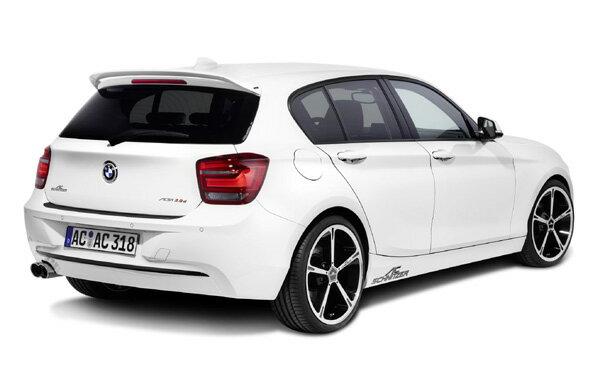 AC SCHNITZERルーフスポイラーFor BMW F20 1シリーズ 【送料無料】流石のACSデザイン♪