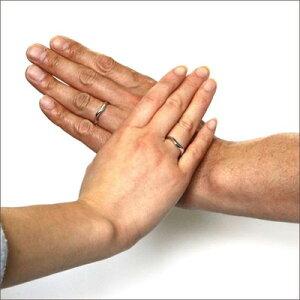 結婚指輪マリッジリングペアーで着けた時の新鮮な気持は爽快です!