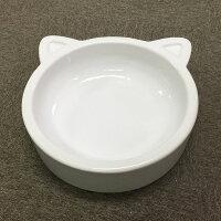 猫用ベッド白