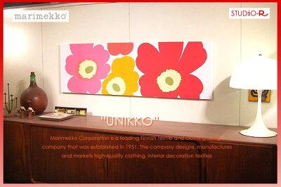 マリメッコ ファブリックパネルお部屋の雰囲気がガラッと変わります【木製ボード/ marimekko /...