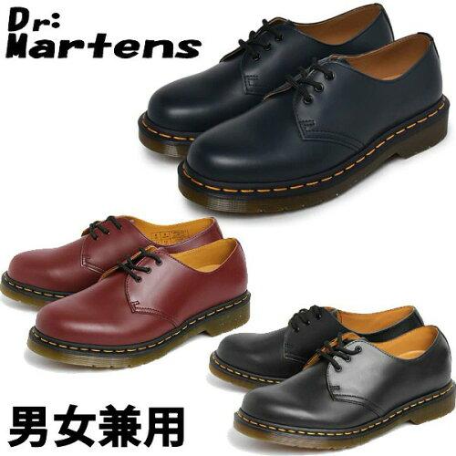 ドクターマーチン 1461 3ホール ギブソン 男女兼用 DR.MARTENS 3HOLE GIBSON R11838002 R11838600...