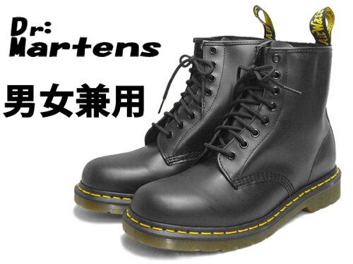 ドクターマーチン 1460 8ホールブーツ 男女兼用 DR.MARTENS 8HOLE BOOT メンズ レディース 8アイ...