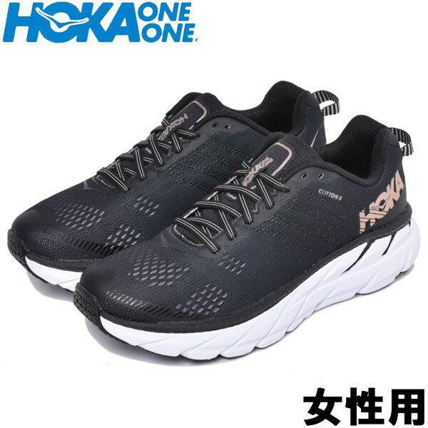 レディース靴, スニーカー  6 HOKA ONEONE CLIFTON 6 1102873 x (01-12996100)