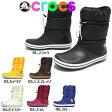訳あり品クロックス(CROCS)クロックバンド ウィンターブーツ CROCS CROCBAND WINTER BOOT キッズ&ジュニア(子供用) サンダル くろっくす (z1239-0062a)