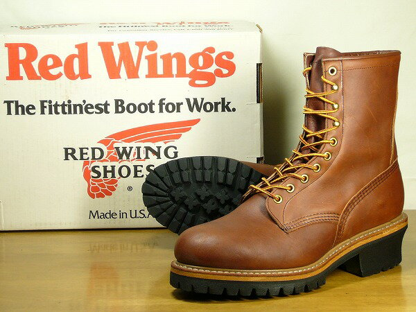 styl-us | Rakuten Global Market: Red Wing 4418 PT91 logger boots ...
