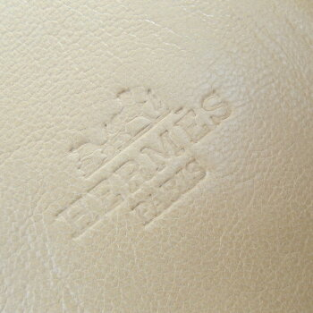 【HERMESエルメス】カーフレザーサイドジップスクエアトゥロングブーツ37シューズレディース【】