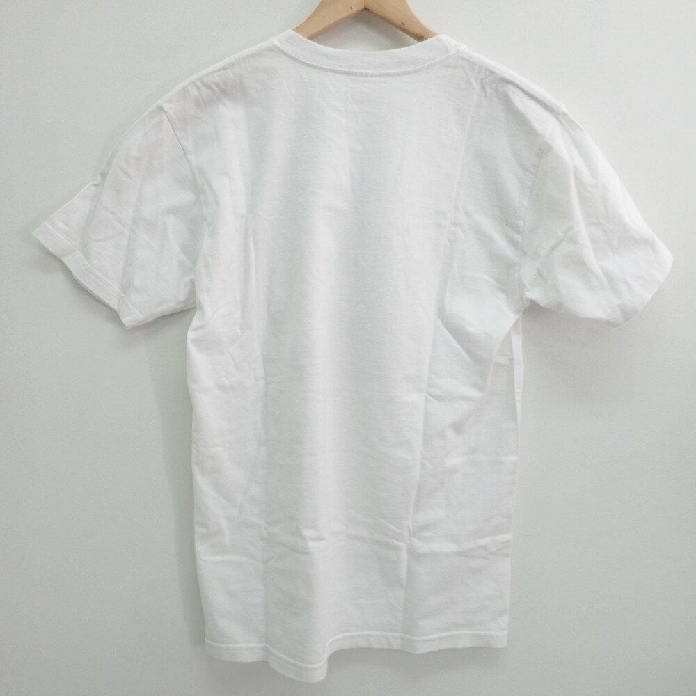 Supremeシュプリーム ×Undercoverアンダーカバー 15SS Witch Tee ボックスロゴ Tシャツ トップス M ホワイト メンズ