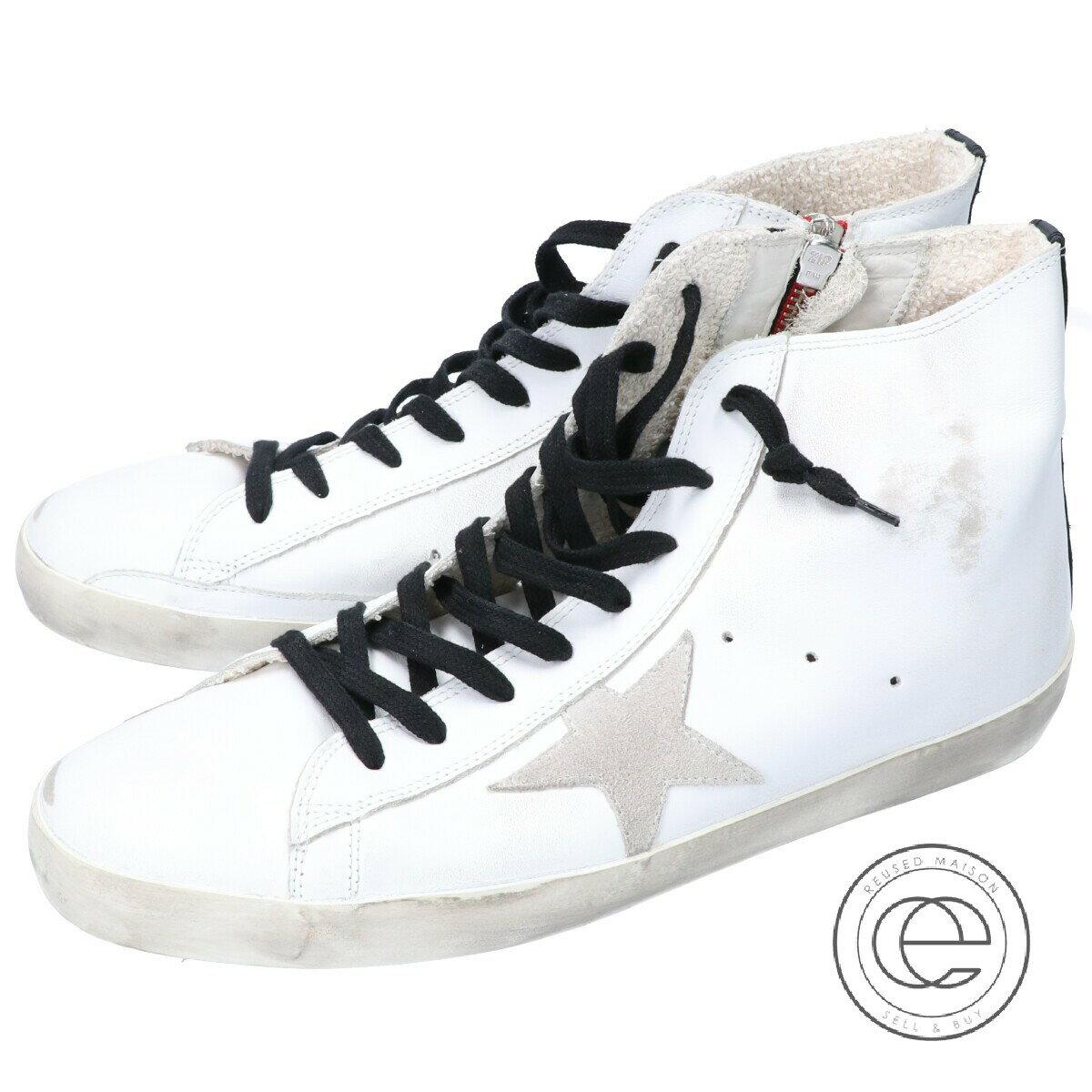 メンズ靴, スニーカー GOLDEN GOOSE FRANCY USED 43
