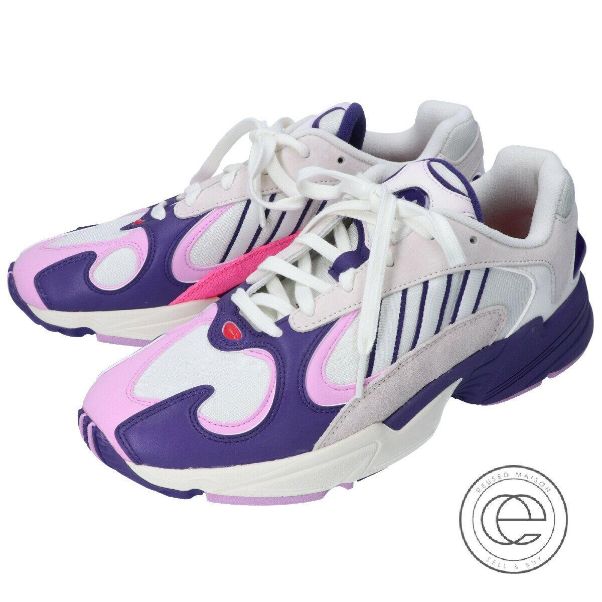 メンズ靴, スニーカー adidas 18OriginalsDragon Ball ZZ D97048 YUNG-1 Frieza 1 27.5