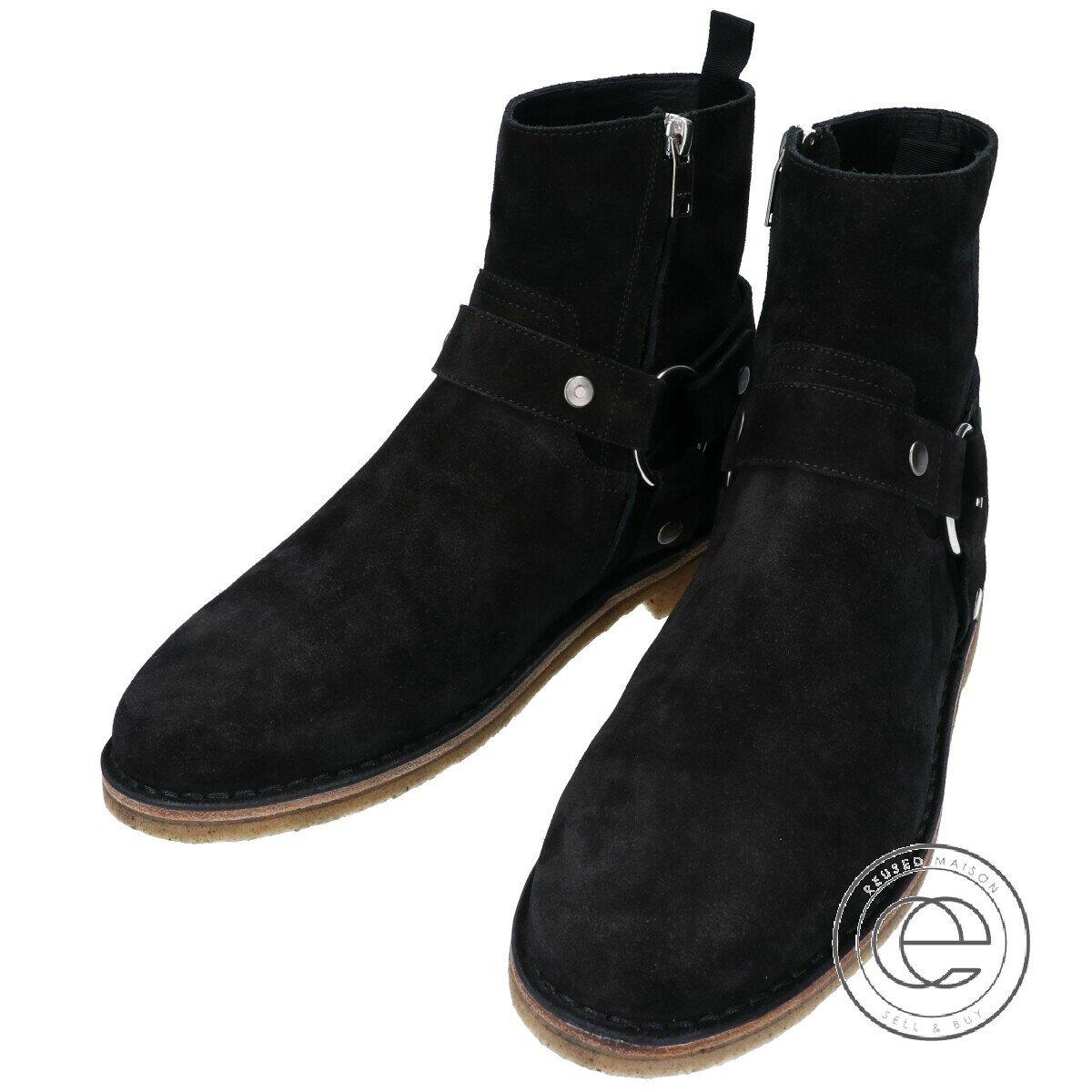 ブーツ, その他 SAINT LAURENT PARIS 458833BT3001000 Nevada 20 Harness 20 41