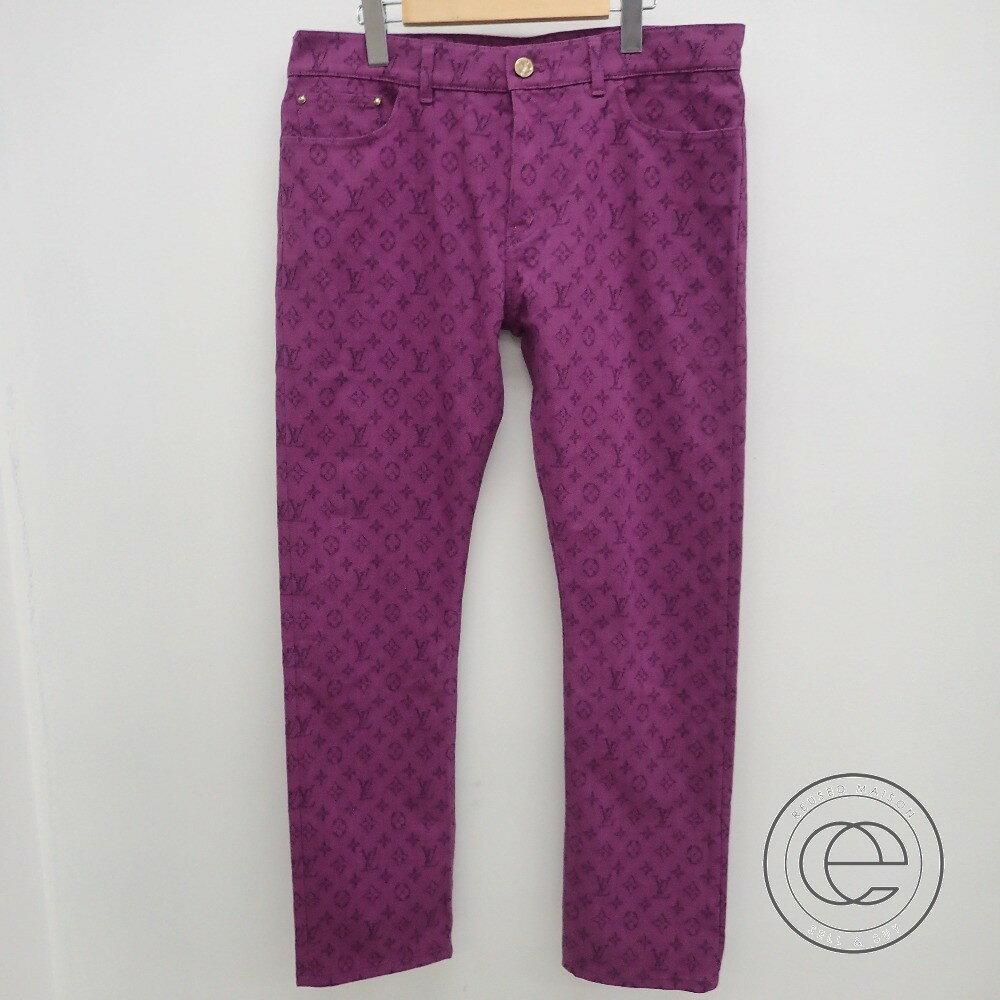 メンズファッション, ズボン・パンツ LOUIS VUITTON 19AWRM192M QJQ HHD21W 34