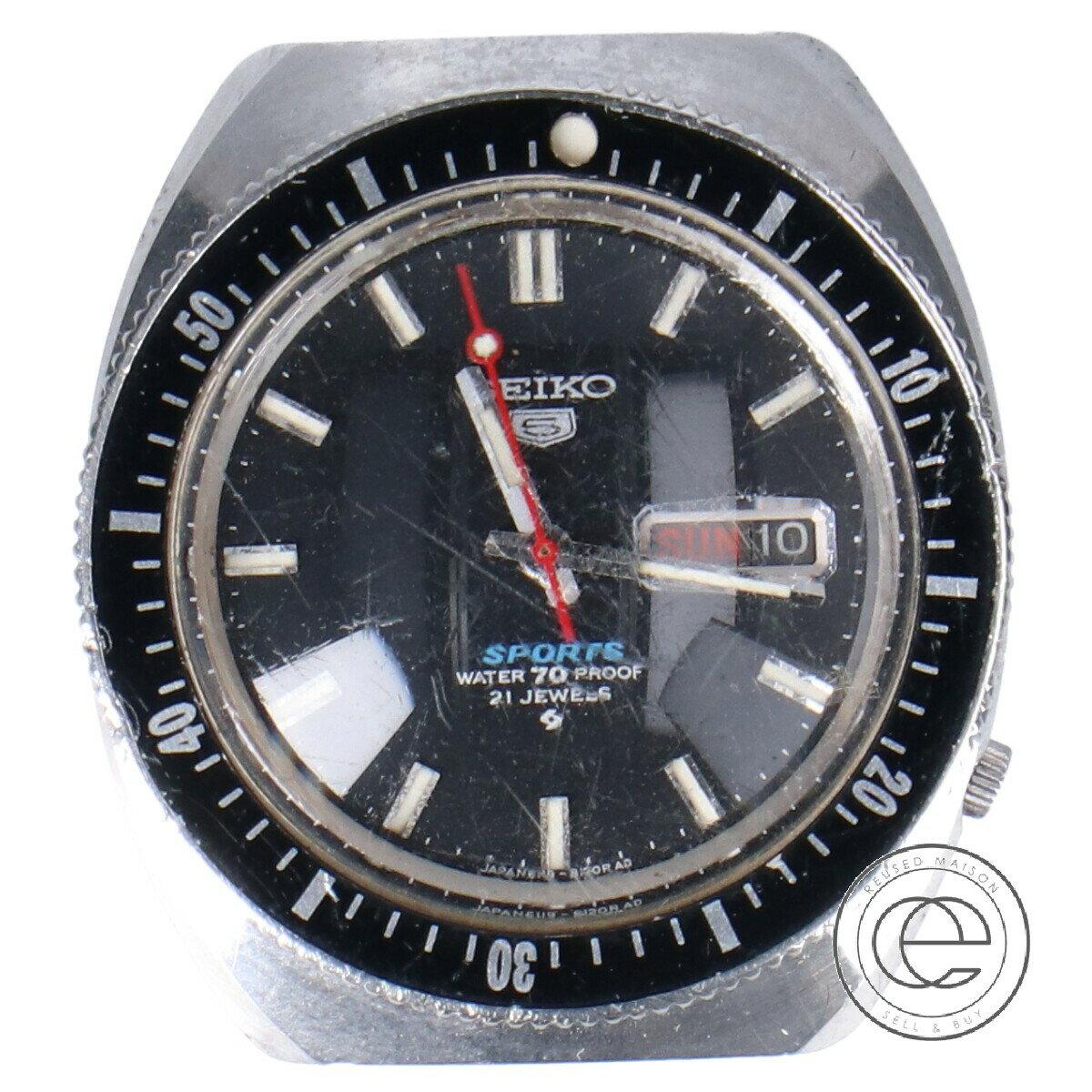 腕時計, メンズ腕時計 SEIKO 6119-8120 SEIKO 5 SPORT 5