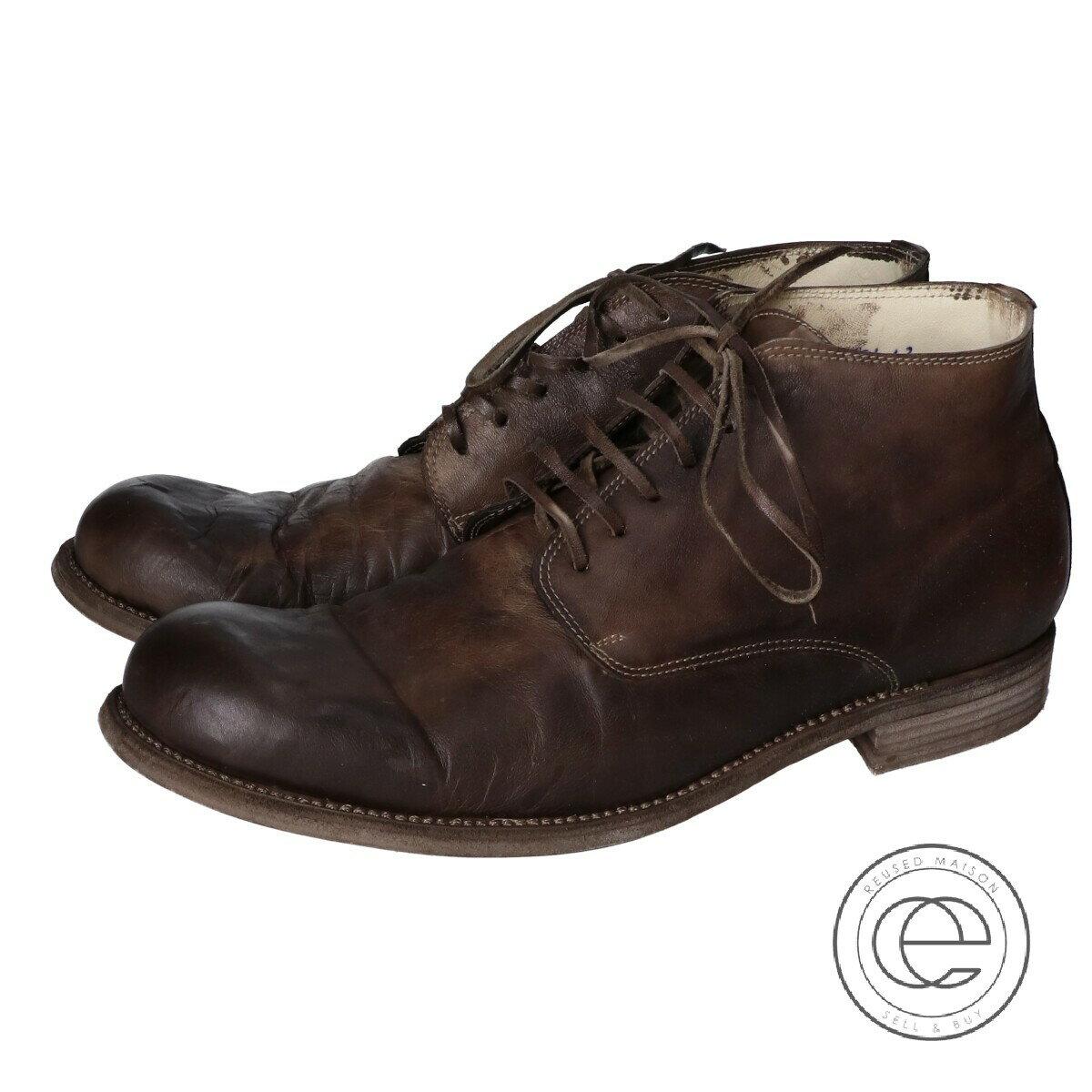 ブーツ, チャッカ Guidi 689 43
