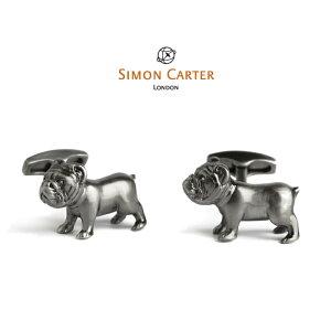 サイモンカーターカフス/カフスボタン(カフリンクス)/デザインPursuits/BulldogSIMONCARTER(サイモン・カーター)送料無料【RCP】【fkbr-m】