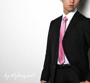ネクタイ3本セットシルク100%ネコポス送料無料ブランドSTYLE=メンズ無地小紋ドット水玉チェックストライプ慶事結婚式フォーマル就活リクルートスーツ