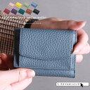 【送料無料&MAX80%offクーポン】ミニ財布 レディース スキミング防止 本革 コンパクト カードポケット メンズ 革 牛革 BOX型小銭入れ 財布 大人可愛い 多収納 シンプル 小さい サイフ 薄い 軽い さいふ 海外旅行 スタイルオンバック・・・